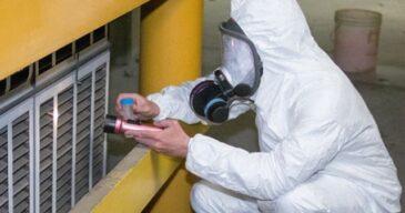 asbestos-test