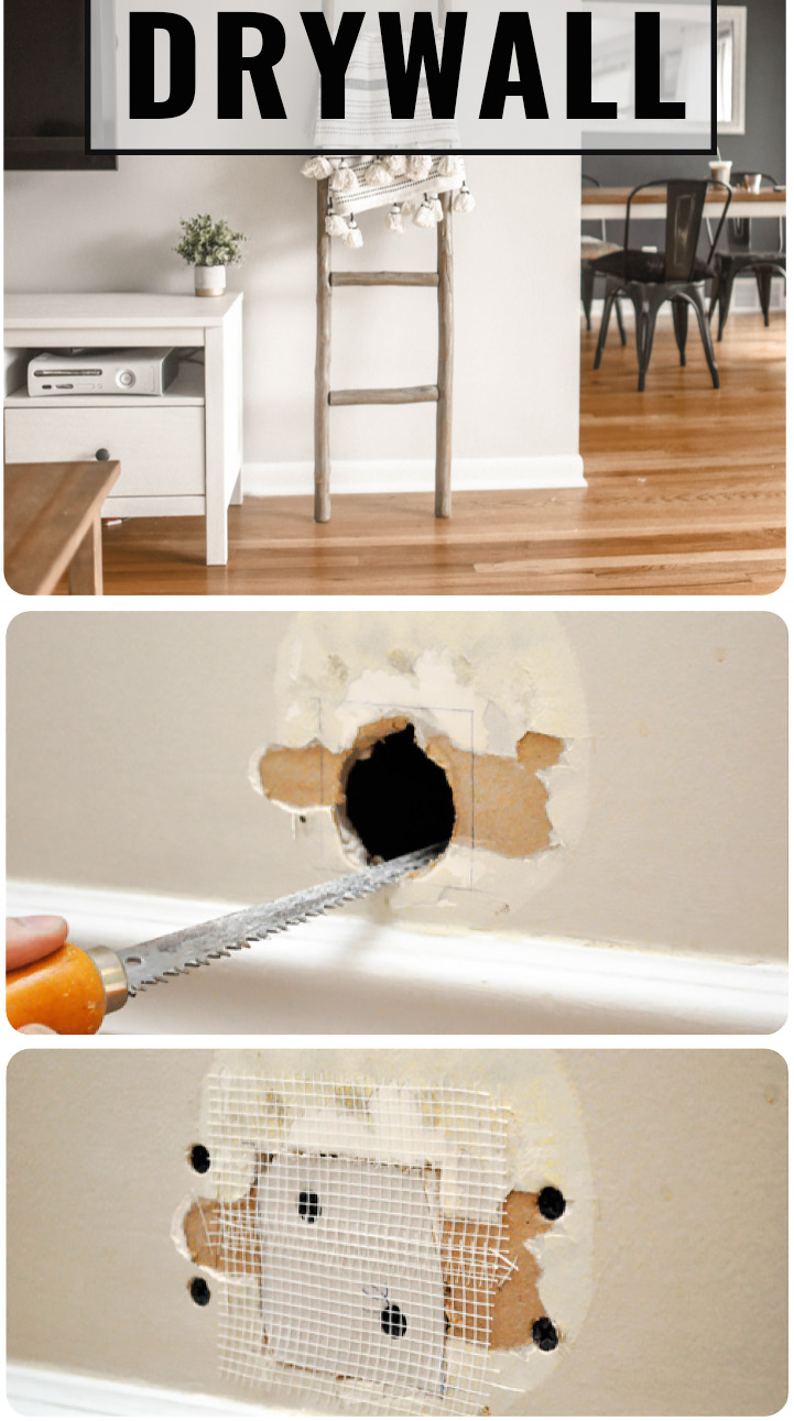 Toronto Drywall Repair - Dry wall installation patching and repair holes